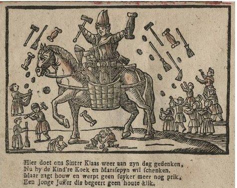 Titelblad-Sint-Nicolaaslamanak-1766